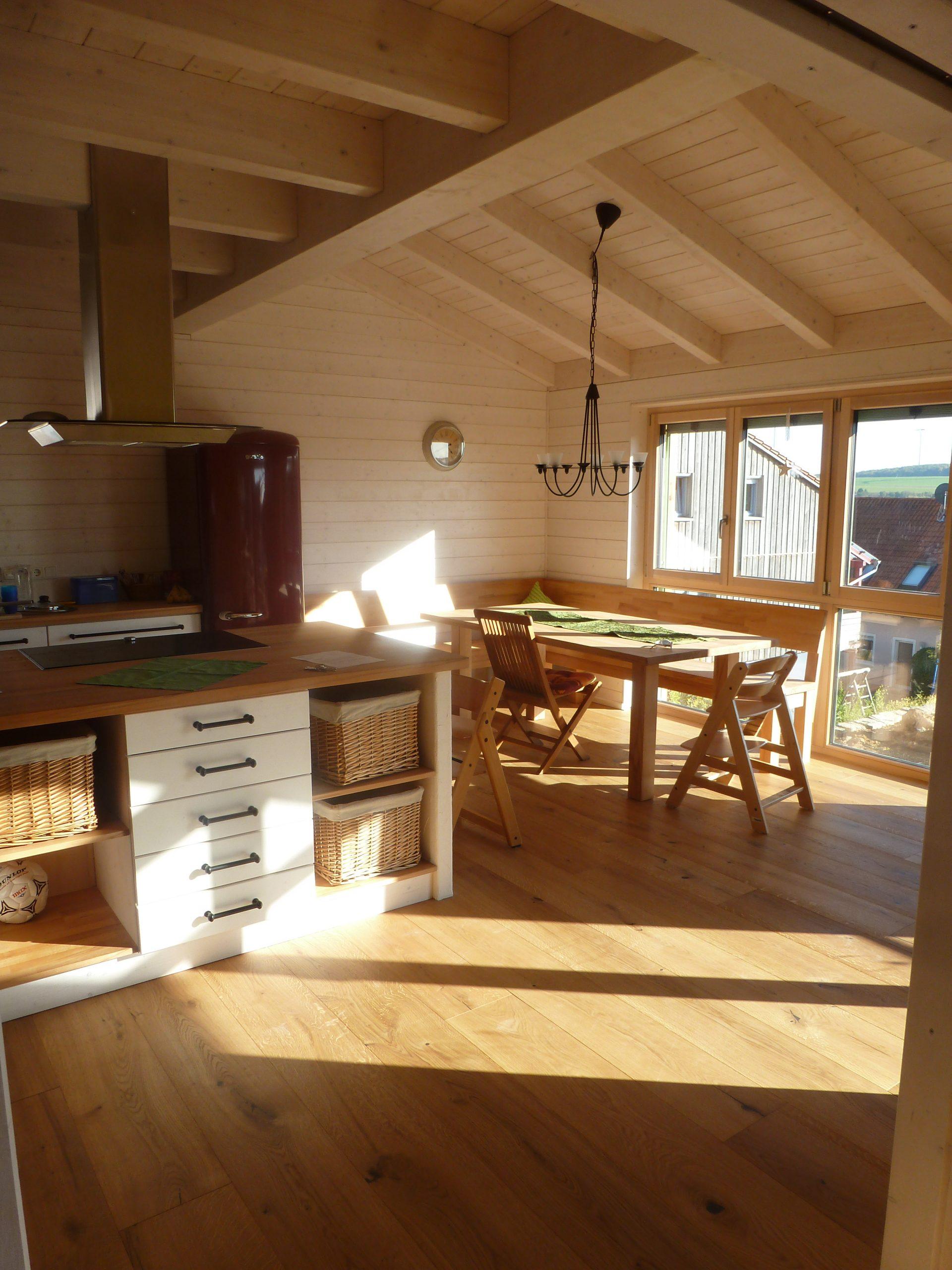 Im Einklang mit der Natur - Faszination Holzhaus